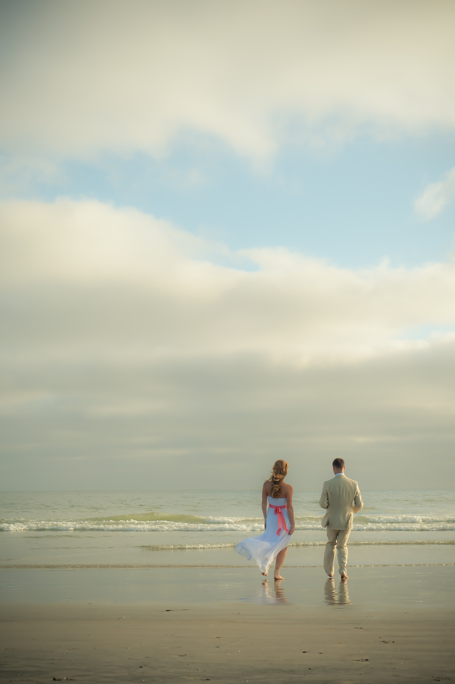 Wedding Photography | Coronado Beach | Mel and Tim Photography