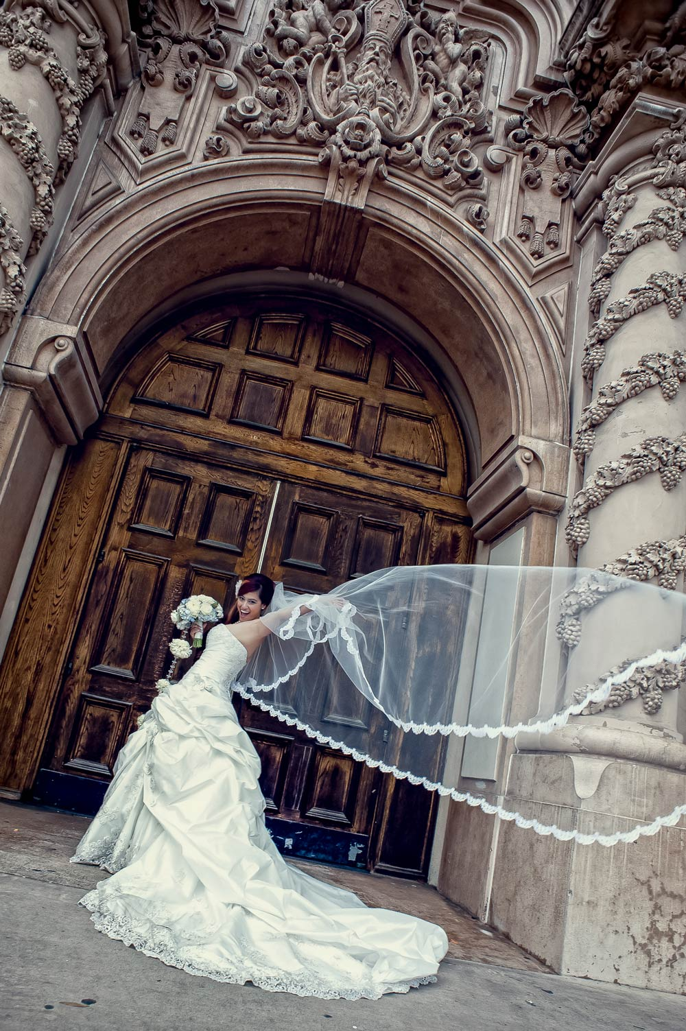 Wedding Photography | Balboa Park | Mel and Tim Photography