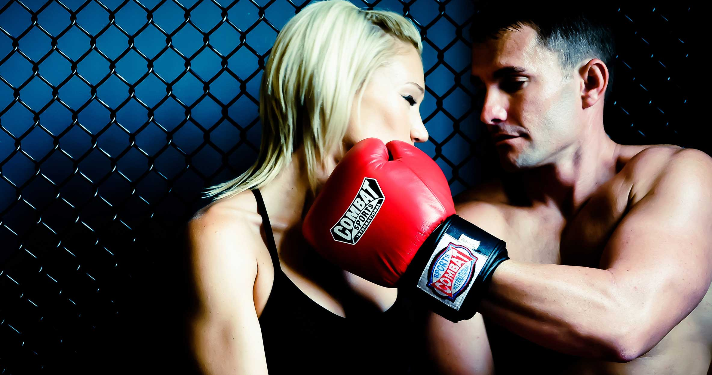 Couple Photography | Boxing Theme | Mel and Tim Photography