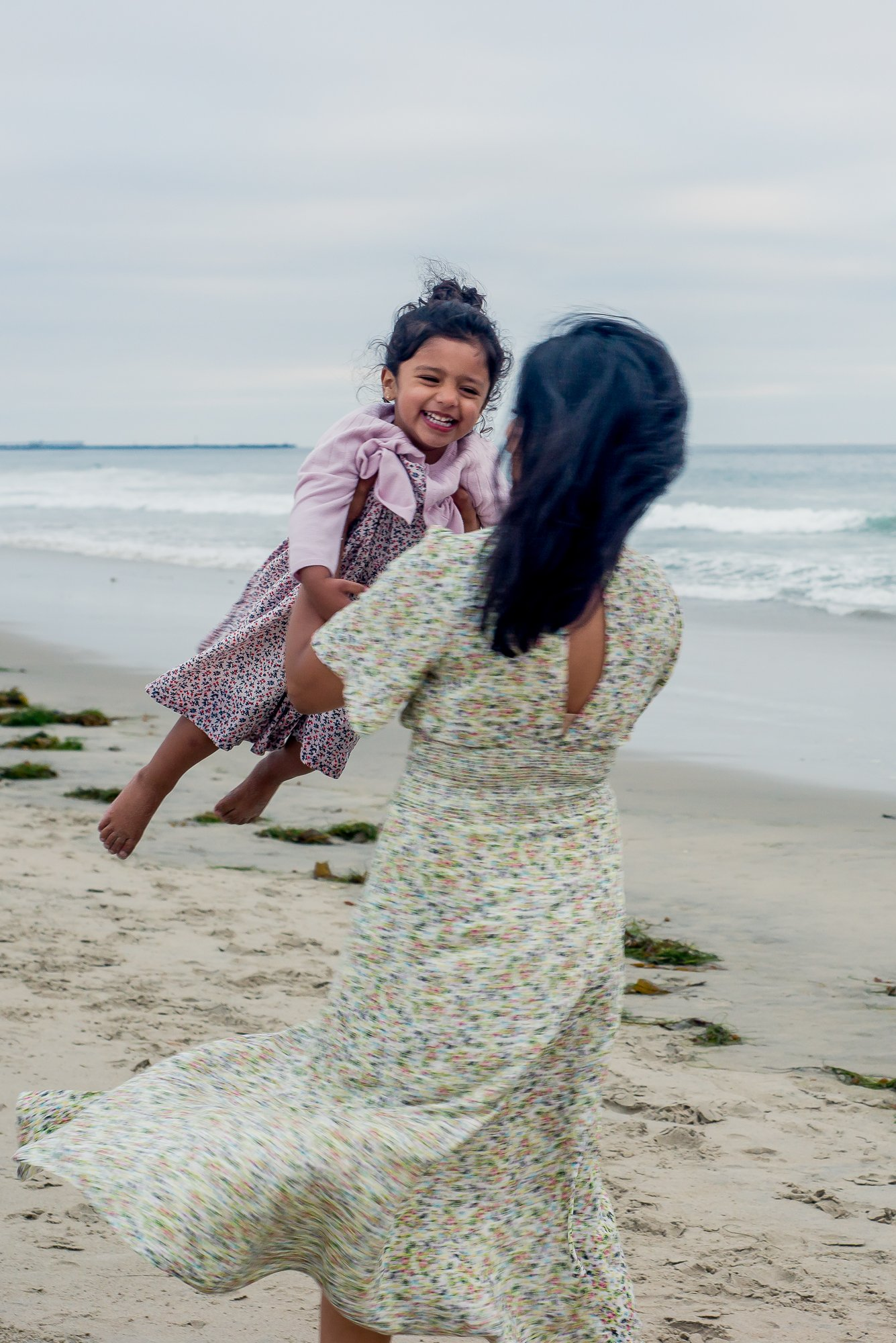Beach Family Photo Shoot San Diego Mel and Tim Photography